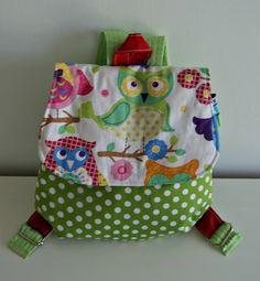 Mochilas prescolares. Kids bagpacks.