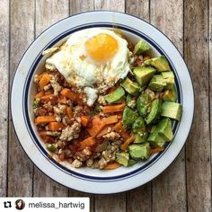 @melissa_hartwig (of @whole30 fame) made this delicious looking breakfast yesterday (recipe by @anyas_eats ) featuring two of our spice blends. Looks amazing!  thanks for the love Melissa!  #primalpalatespices  Repost @melissa_hartwig Breakfast for dinner: Recipe from @anyas_eats featuring @primalpalate Breakfast Blend and Meat & Potatoes blend. Ground pork  turkey peppers onions sweet potato avocado salsa hot sauce and of course I #putaneggonit. For the recipe see @whole30recipes back 2…