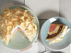 Eisbombe Pie, Party, Desserts, Food, Strawberry Ice Cream, Icecream Craft, Kuchen, Pies, Torte