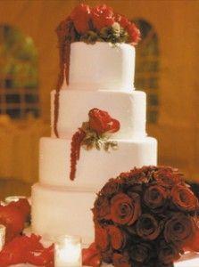 Royal Weddings 1900-1981 Article. The Knox City Chic Wedding Cake.