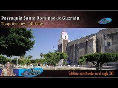 Majestuoso Convento de Santo Domingo de Guzmán, Tlaquiltenango, Morelos.
