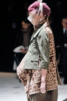 Comme des Garçons Fall 2009 Ready-to-Wear - Collection - Gallery - Style.com