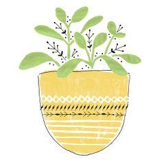 Wall Plant II - cece