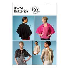 Mccall Pattern B5992 L-Xl-Xxl -Butterick Pattern