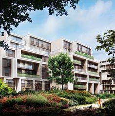 Eigentumswohnungen in the Garden in Berlin. Im Vertrieb Ott Investment AG, Schlüsselfeld. Weitere Immobilien finden Sie hier: http://www.ott-kapitalanlagen.de/immobilien.html