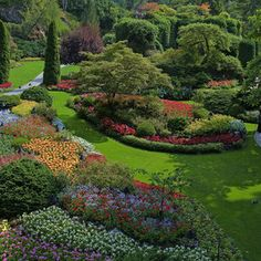 Butchart gardens, Vancouver, i've been here, pretty, pretty place! Beautiful World, Beautiful Gardens, Beautiful Places, Great Places, Places To Go, Amazing Places, Places Around The World, Around The Worlds, Vancouver Vacation