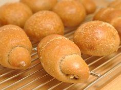 黒糖プチパン *お野菜の酵母