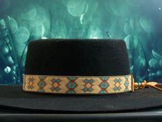 Loom Bracelet Patterns, Bead Loom Patterns, Star Patterns, Beaded Earrings, Beaded Jewelry, Beaded Bracelets, Beaded Hat Bands, Western Hats, Native American Beading