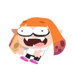 Sr Pelo!, Search results for: splatoon