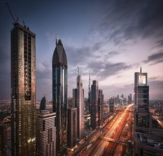 Dubai architecture & Dynamic Tower : Beautiful Pictures of Dubai