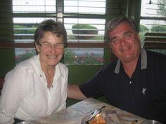 Deborah & Richard, The Innkeepers!