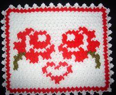 Rugs And Mats, Crochet Squares, Elsa, Diy And Crafts, Blanket, Dishcloth, Amigurumi, Crochet Blocks, Rug