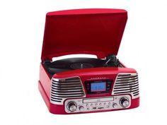 Vitrola com Entrada USB - MP3 e Rádio FM CTX Harmony com as melhores condições você encontra no Magazine Sualojaverde. Confira!