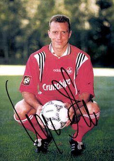 Football Cartophilic Info Exchange: 1.FC Kaiserslautern - 1.FC Kaiserslautern Autogrammkarten (1997-98)