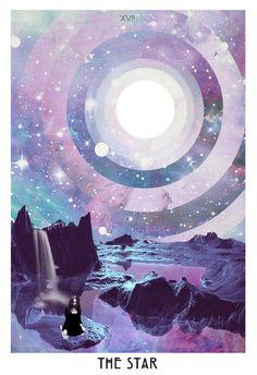 the star / starchild tarot