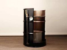 A steel drum and a few plumbing parts make up this no-weld smoker you can build with just a few hours of work. Add meat and smoldering woodand get ready to feast.