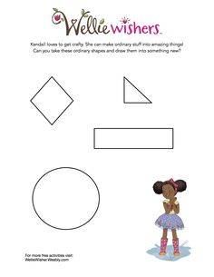 Cute Wellie Wisher activity pages. | Wellie wishers ...
