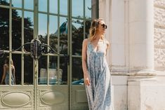 It is mid-May and (even though the weather forecast for the next four days in Vienna looks pretty rainy) soon the real summer nights will be hitting our doors. Jumpsuit Dressy, Top Blogs, How To Look Pretty, Jumpsuits, Womens Fashion, Dresses, Kissing Hand, Overalls, Vestidos