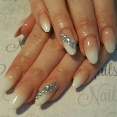 Day 332: Winter Glitter Nail Art - - NAILS Magazine