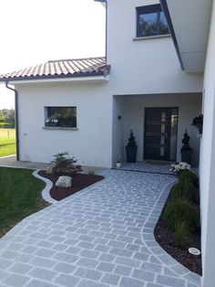 [Végétaux – plantation – haies][Ain Outdoors - New Deko Sites Garden Design, House Design, Landscape Design, Home Bar Furniture, Outdoor Living, Outdoor Decor, Front Yard Landscaping, Landscaping Ideas, Backyard Ideas
