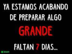 Estamos acabando de preparar #algogrande Faltan 7 días...  www.educaciondocente.es