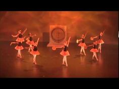 Ballet made fun for young children
