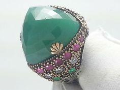 Turkish Silver Antique Jewellery Handmade_Custom_Manufacturer_