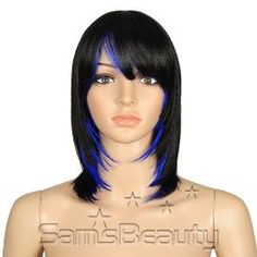 Synthetic Hair Wig Diana Jessica - Samsbeauty