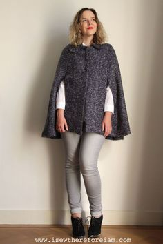 My Chic Cape by Sew