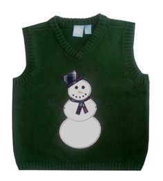 J. Khaki Boys Snowman Vest! So CUTE! (Size - 3 Toddler) J. Khaki Kids http://www.amazon.com/dp/B00IUK6E16/ref=cm_sw_r_pi_dp_d0HAub16CTKE2