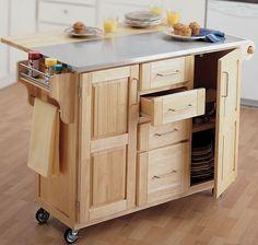 16 Best Moveable Kitchen Island Images Kitchen Units Kitchen