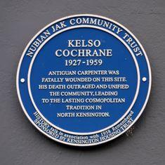 Heritage Foundation, West London, Cosmopolitan, Carpenter, Black History, Trust, Death, Community