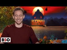 TOM HIDDLESTON Shares His Musical Playlist, What Kong is Like As A Co-St...