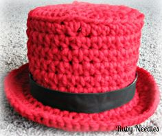 Free Crochet Pattern For Top Hat : Crocheted New Years Baby First Tuxedo Hat & Cocoon Set ...
