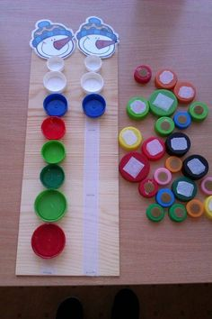 Caterpillar Color Patterns & Matching craftIdea org is part of Infant activities - Montessori Activities, Motor Activities, Winter Activities, Infant Activities, Activities For Kids, Crafts For Kids, Diy Crafts, Toddler Learning, Kids Education