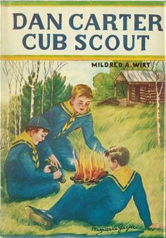 Dan Carter, Cub Scout | Mildred Wirt Benson Collection | Iowa Digital Library