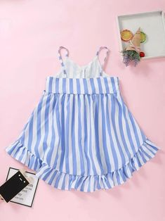 Girls Dresses Sewing, Little Girl Outfits, Toddler Girl Dresses, Toddler Girl Style, Toddler Girl Outfits, Toddler Girls, Toddler Hair, Toddler Fashion, Girl Fashion