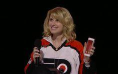 Lauren Hart FaceTimed Ed Snider so he could witness God Bless America
