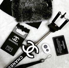 Chanel Selfie Stick