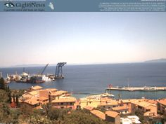 Giglio: the Costa Concordia Thu June 20 2013 11:00:07