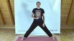 Morgengymnastik Video zum Download für zu Hause