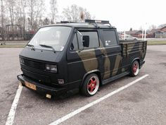 VW Transporter T3 [Tidl. bil] 1990