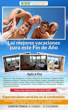 #Novoclick está con #DeLujoCartagena #Vacaciones en cartagena