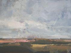 "Possible Rain by Simon Addyman Oil ~ 12"" x 16"""