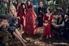 DolceGabbana Winter 2015 Advertising Campaign