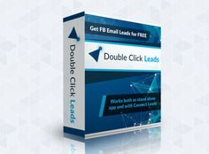 Double Click Leads Review http://flreviews.com/double-click-leads-review/ Double Click Leads software allows users to post Facebook native lead forms, with call to action, to unlimited facebook fan pages and groups without paying for it.