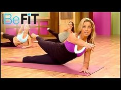 Denise Austin: Pilates Buns & Thighs Workout