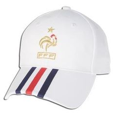 adidas FFF 3S Cap, White/Mid Blue/FFF Red by adidas. $22.95. Woven badge. 100% polyester. Branded buckle. Embroidered 3 stripes. Embroidered artwork and logo