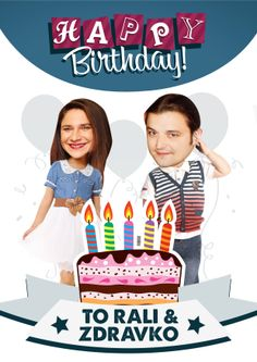Happy, Happy Birthday to our lovely colleagues Rally and Zdravko! Wishing you happiness to welcome each morning, laughter to make your heart sing, friendship to sharing and caring and all of the joy the birthday can bring! The whole M3 Communications Group, Inc. 's team loves you very, very much!