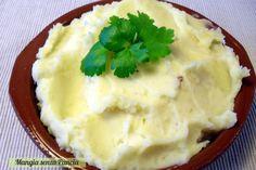 Pure' di patate leggero
